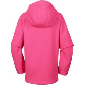 Columbia Cascade Ridge Veste Softshell Enfant, punch pink